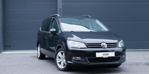 Volkswagen Sharan 4-motion